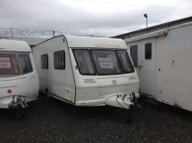 Fleetwood Colchester 500eb Used Caravans North Wales