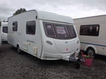 Lunar Quasar 524 4 Berth Used Caravans North Wales