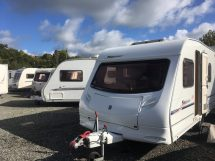 Sprite Firebrand 473 Fixed Bed Used Caravans