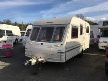 Bailey Ranger 500 5 Used Caravans North Wales