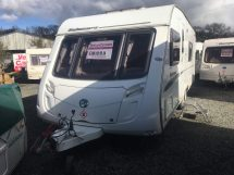 Swift Delamere Twin Axle Used Caravans North Wales