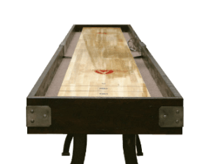 Custom Shuffleboard Table - Williamsburg