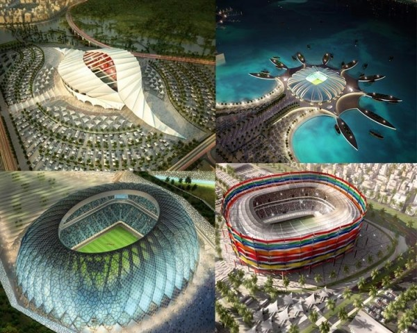 90 of projects awarded related to 2022 FIFA World Cup in