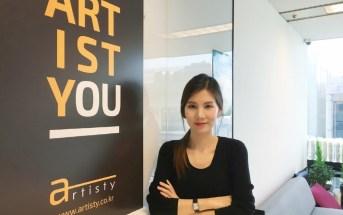 Artisty CEO Julie Chung