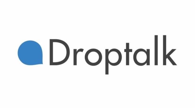 Droptalk logo