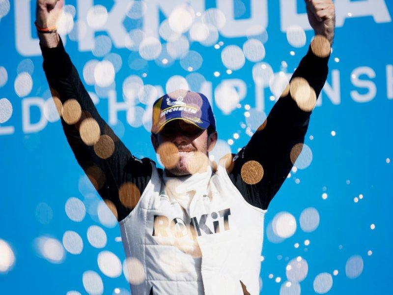 ROKiT Venturi Racing concludes season 7 with victory in Berlin