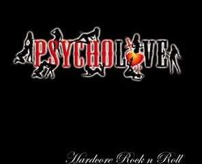 Cover: Psycholove - Hardcore Rock'n'Roll
