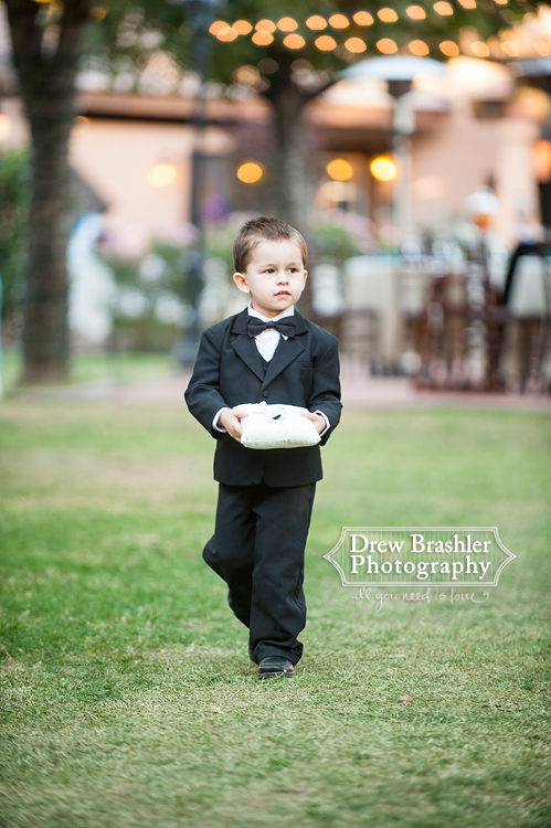 Ring Bearer and Flower Girl Advice  Venue at the Grove
