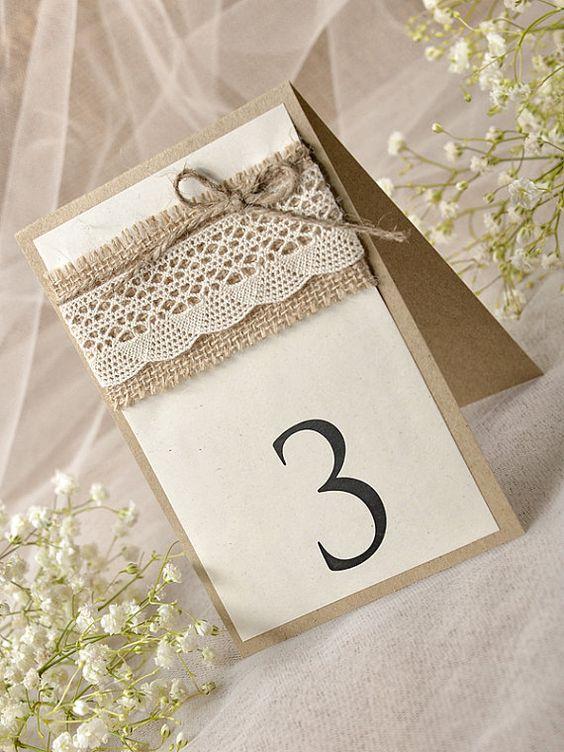 10 Elegant Way to Incorporate Burlap in your Wedding