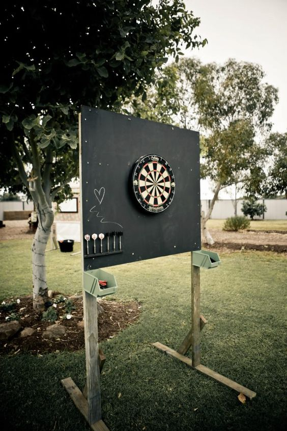 Funning Up Your Cocktail Hour  Yard Games  Venue at the