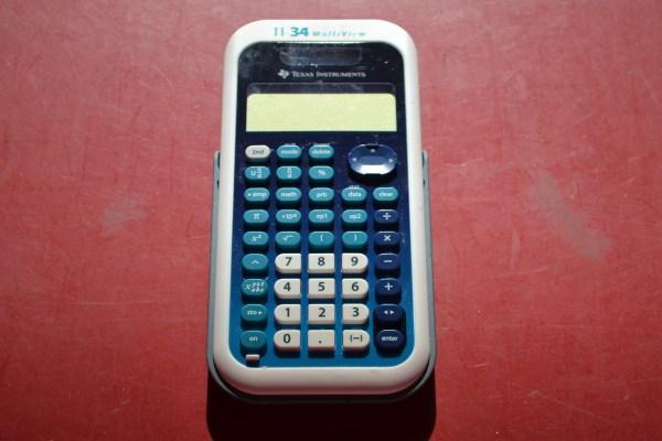Texas Instruments Ti-34 Multiview Scientific Calculator Handheld