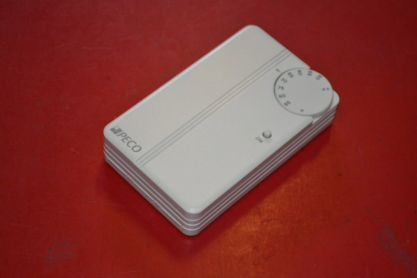 Peco Thermostat - Year of Clean Water