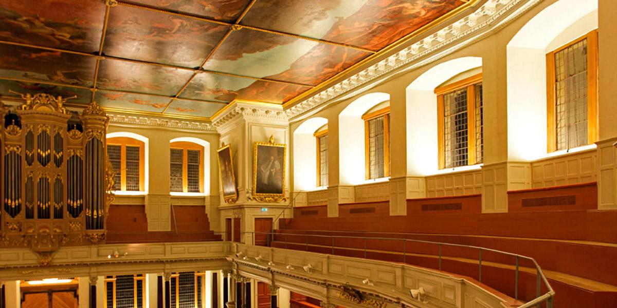 Sheldonian Theatre  Oxford University Event Venues