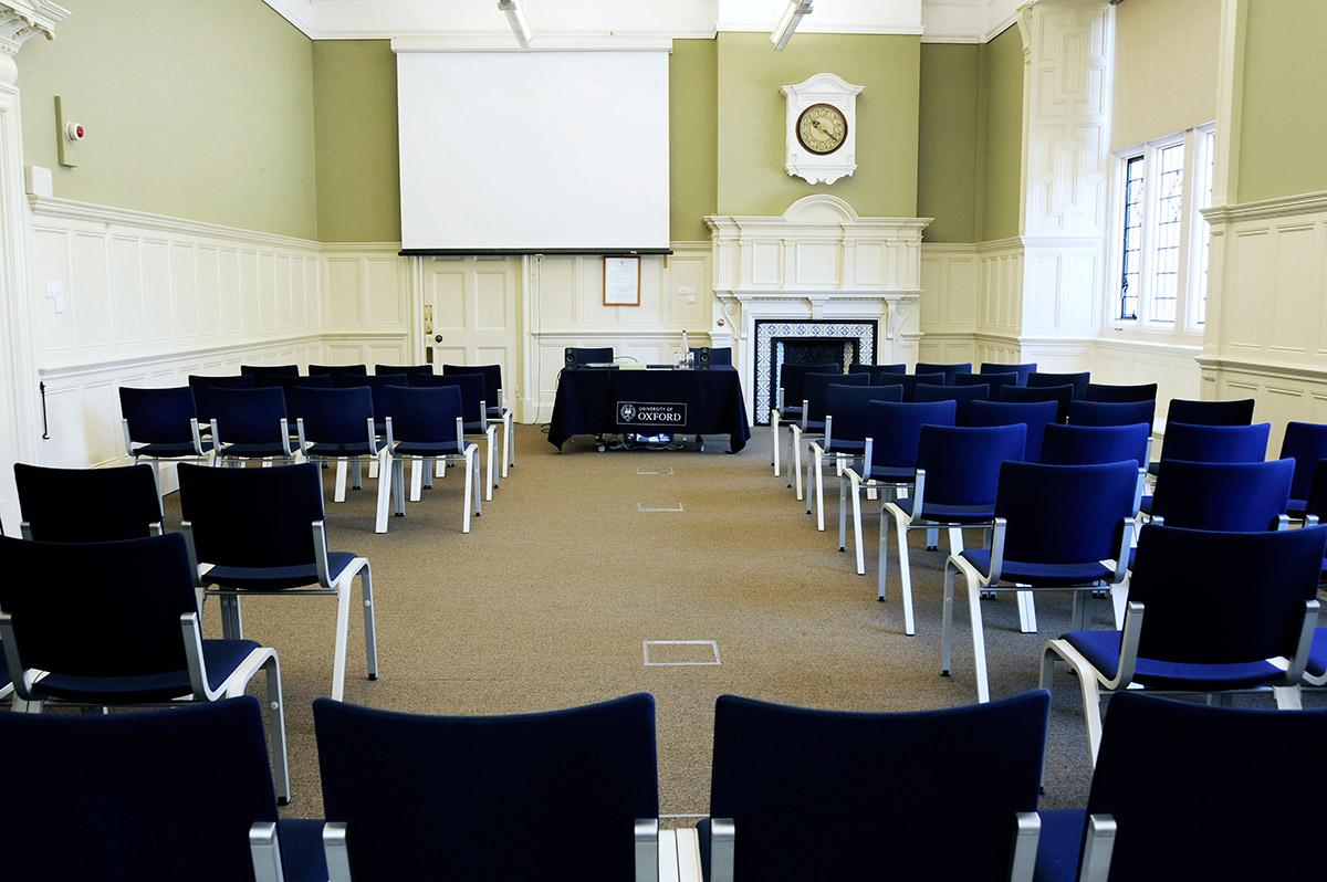 Room 5a  Oxford University Event Venues