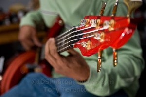 rehearsal guitar