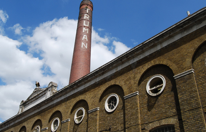 Image result for Old Truman Brewery