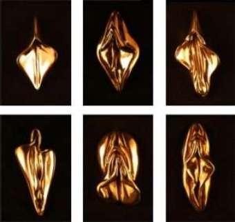 Bronze Vulven beispielen