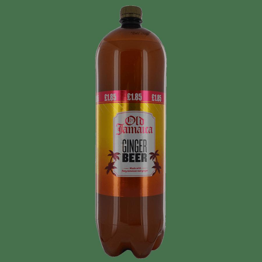 VENUS WINE & SPIRIT MERCHANTS PLC. OLD JAMAICAN GINGER BEER