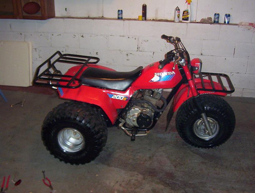 Tionesta Trikes  ATC200S