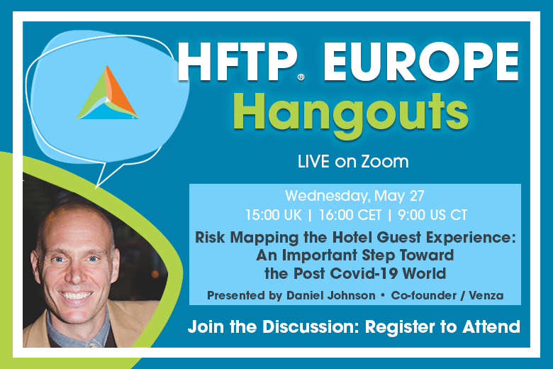 HFTP Europe Hangouts Graphic