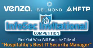 VENZA Belmond HFTP InfoSec Invitational