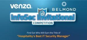 VENZA Belmond InfoSec Invitational Banner