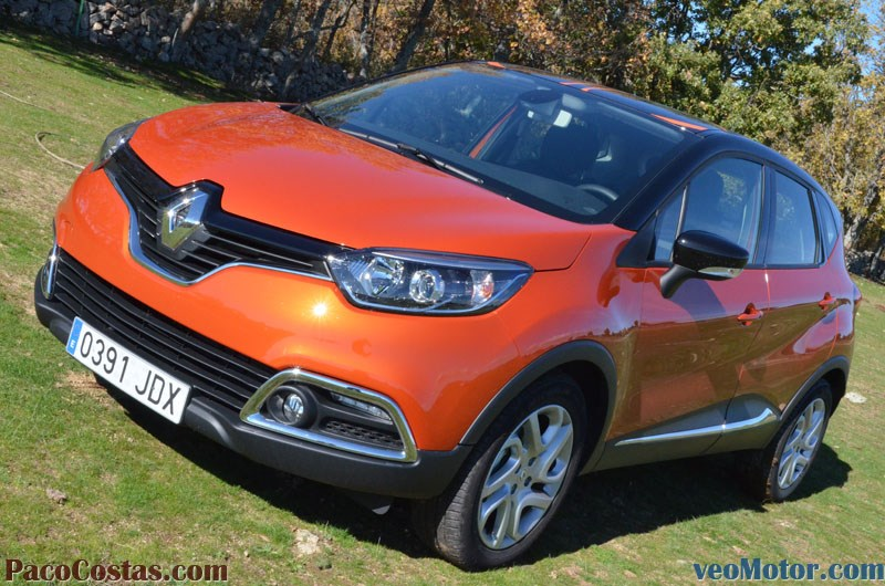 renault captur 1 5 dci 110cv todocamino de ciudad. Black Bedroom Furniture Sets. Home Design Ideas