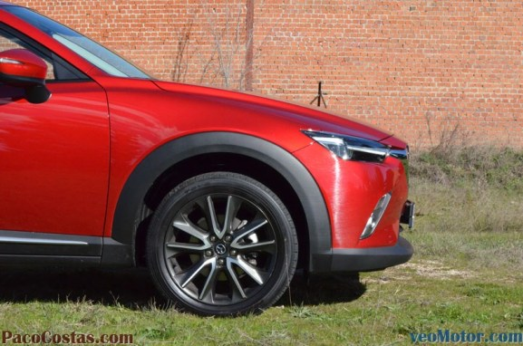 Mazda CX-3 Luxury 2.0 150cv AWD (1)