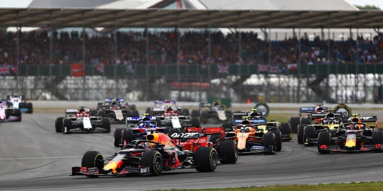 Gp F1 Calendario 2020.El Mundial De F1 2020 Ya Tiene Calendario Tendra 22