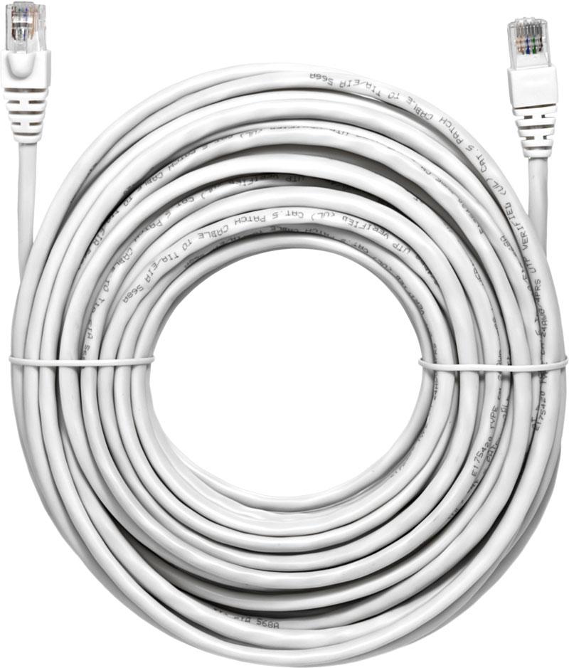 Truon 50ft UTP / Premium CAT5E pre-made cable (CB-C5UA050)