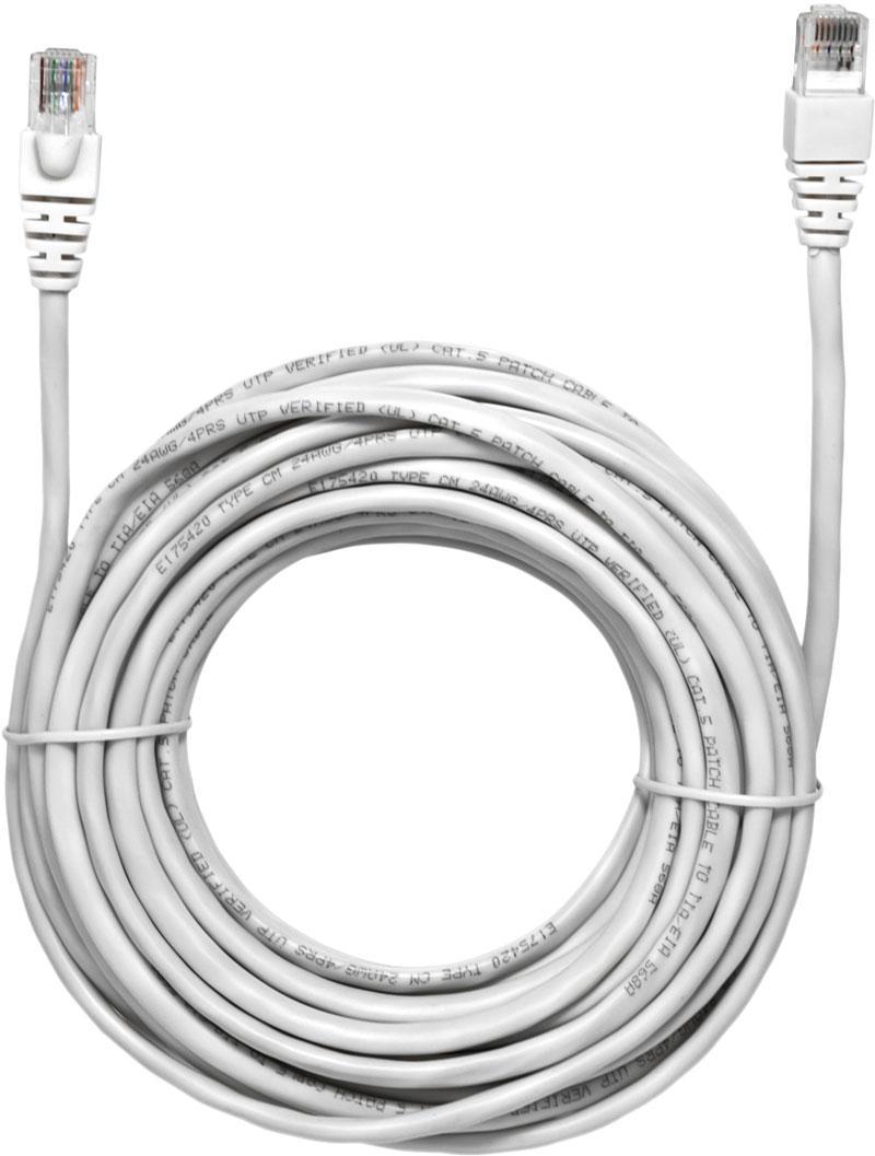Truon 30ft UTP / Premium CAT5E pre-made cable (CB-C5UA030