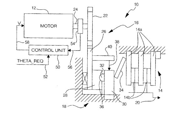 Control Method For an Electric Motor Activated Clutch