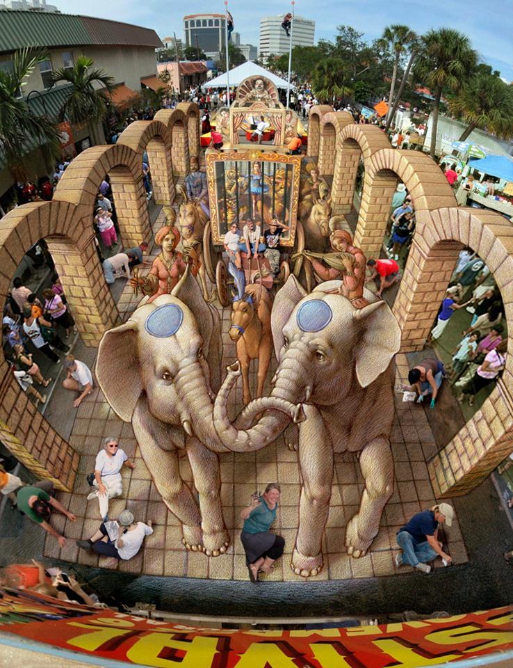 3d Fall Ceiling Wallpaper Vera Bugatti 187 Artist Amp Street Painter 187 Working With Kurt
