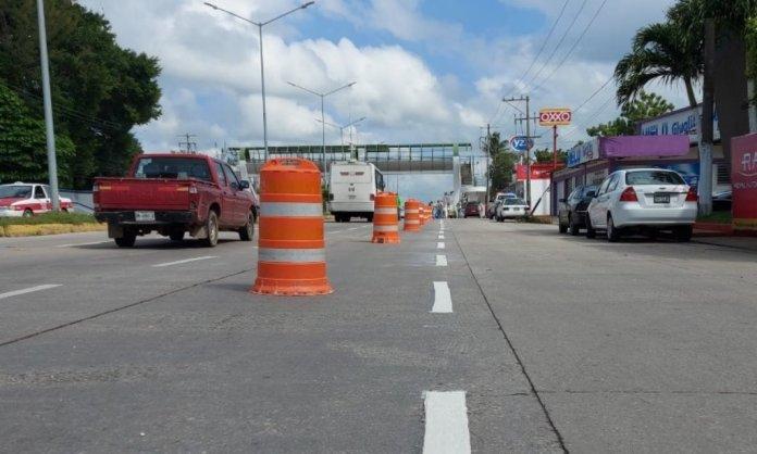 Mejora Ayuntamiento seguridad vial en Minatitlán