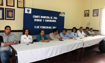 Combate Ayuntamiento enfermedades transmitidas por vector