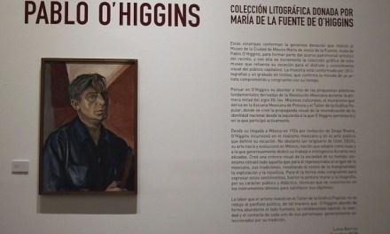 Últimos días para visitar la Colección litográfica de Pablo O'Higgins en el museo de CDMX