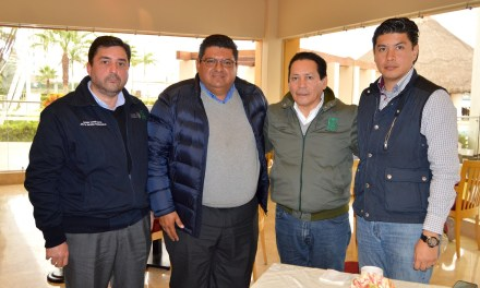 Sostienen Alcalde Toño Aguilar encuentro con delegado de IMSS en beneficio de importante proyecto para la salud de los tuxpeños: Tuxpan
