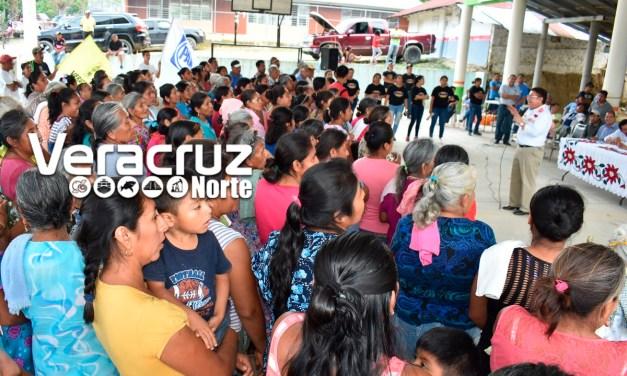 Promoverá Jesús Guzmán la distribución equitativa del gasto público