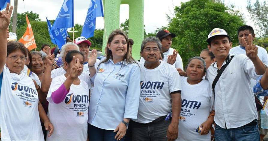 Impulsará Judith Pineda al sector agrícola desde el Congreso