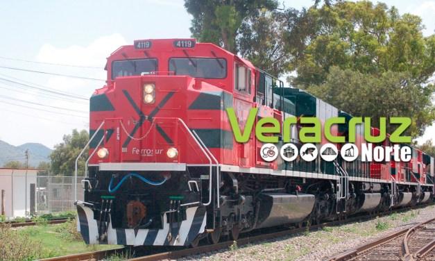 Reforzará el Grupo de Coordinación Veracruz la vigilancia sobre la red ferroviaria en territorio veracruzano