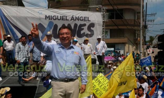 Veracruz requiere de liderazgo: Yunes Márquez