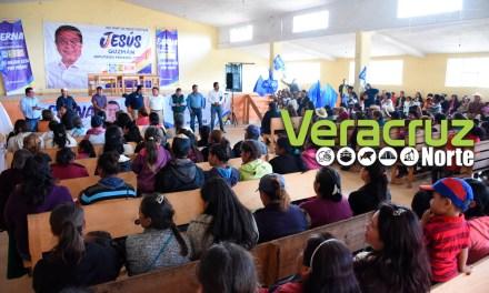 Promoverá Jesús Guzmán la participación de los jóvenes