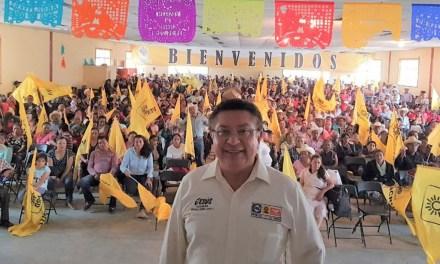 Gestionará Jesús Guzmán abasto de medicinas en hospitales