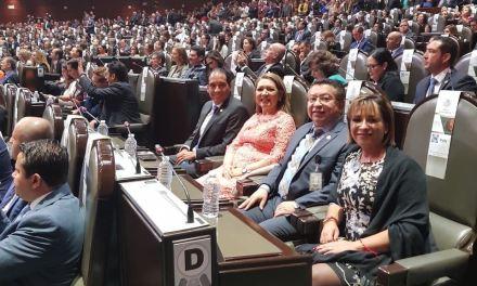 Rinde protesta Rosario Guzmán como diputada federal