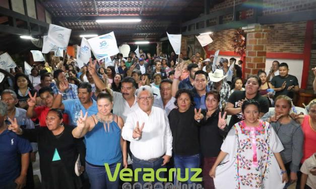 No habrá alianza con otros partidos sino con los militantes: Joaquín Guzmán