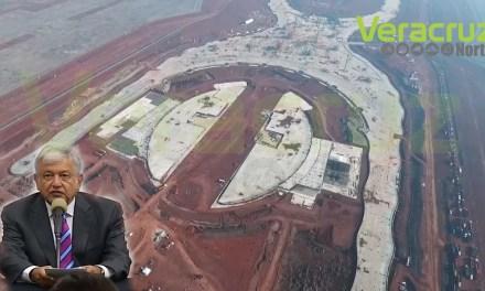AMLO en su Gobierno Cancelará la construcción del NAIM