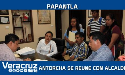 CONTINÚA EL PROGRESO PARA COLONIA ANTORCHISTA, MARGARITA MORÁN VÉLIZ