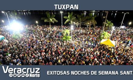 Exitosas noches del programa artístico de Semana Santa 2019