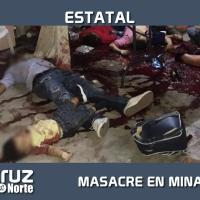 Masacre en Minatitlán