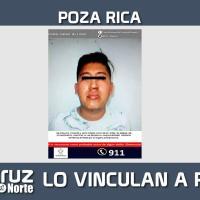 Vincula Juez a proceso a imputado por homicidio doloso, en Poza Rica